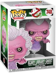Scary Library Ghost Vinyl Figure 748 (figuuri)