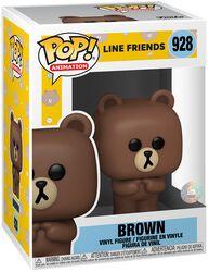 Brown Vinyl Figure 928 (figuuri)