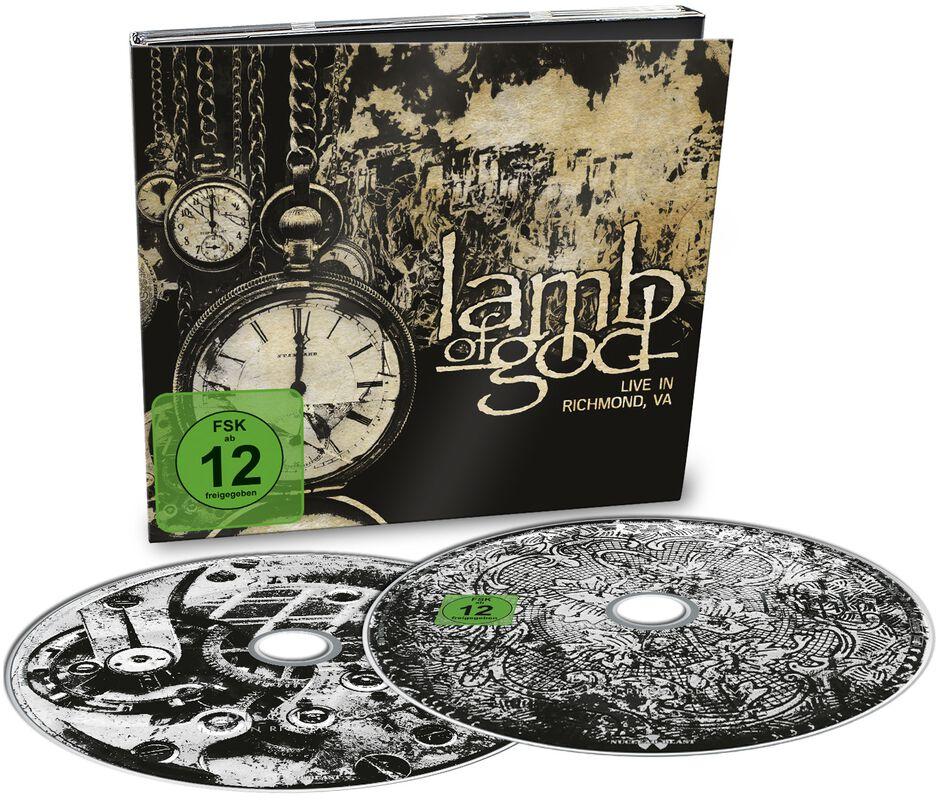 Lamb of god - Live in Richmond, VA