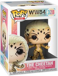 1984 - The Cheetah Vinyl Figure 328 (figuuri)
