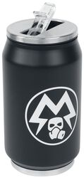 Scent Metro Exodus - Spartan Logo Can-Shaped Drinks Bottle