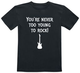 Kids - You're Never Too Young To Rock!