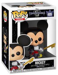 3 - Mickey Vinyl Figure 489 (figuuri)