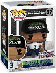 Seattle Seahawks - Russell Wilson Vinyl Figure 57 (figuuri)