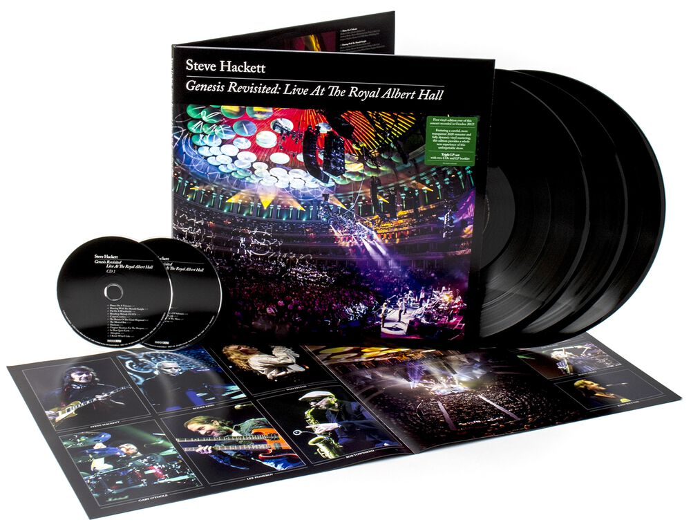 Genesis revisited: Live at the Royal Alber Hall - Remaster 2020