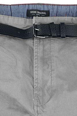 Slim Fit Stretch Chino w. Belt