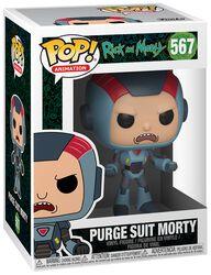 Purge Suit Morty Vinyl Figure 567 (figuuri)