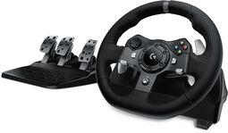 G920 Driving Force Racing Wheel - rattiohjain