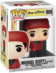 The Office Michael Scott as Classy Santa - Vinyl Figure 906 (figuuri)