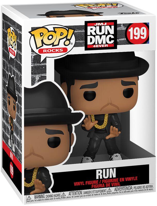 RUN Rocks Vinyl Figur 199