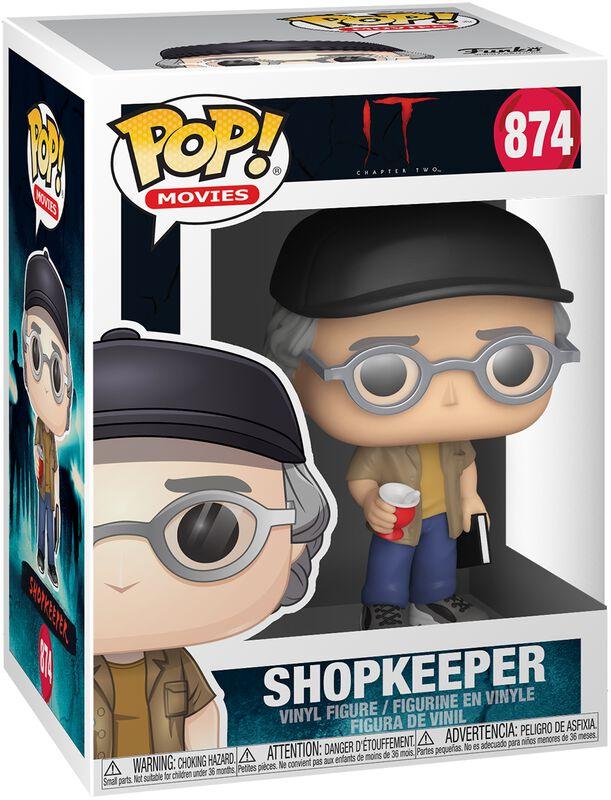 Chapter 2 - Shopkeeper Vinyl Figure 874 (figuuri)