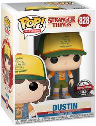 Dustin Vinyl Figure 828 (figuuri)