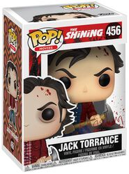 The Shining Jack Torrance (Chase-mahdollisuus) Vinyl Figure 456 (figuuri)