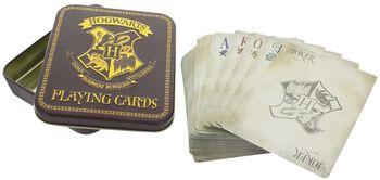 Harry Potter - Hogwarts-pelikortit