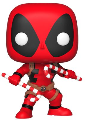 Deadpool (Holiday) Vinyl Figure 400 (figuuri)