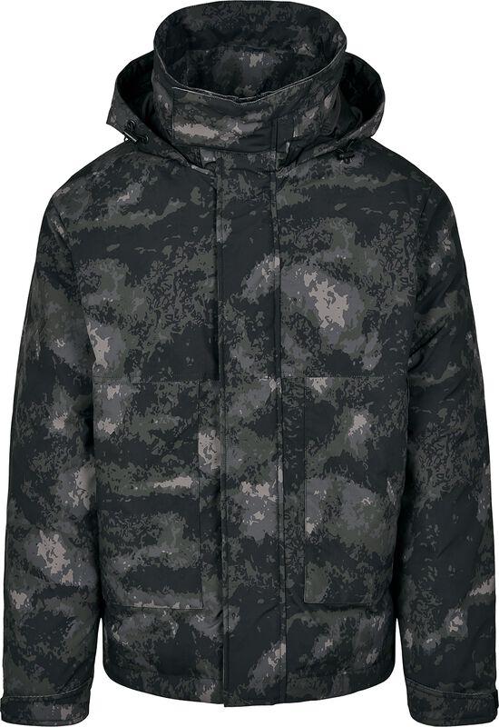 Multipocket Winter Jacket