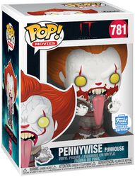 Chapter Two - Pennywise Funhouse (Funko Shop Europe) Vinyl Figure 781 (figuuri)