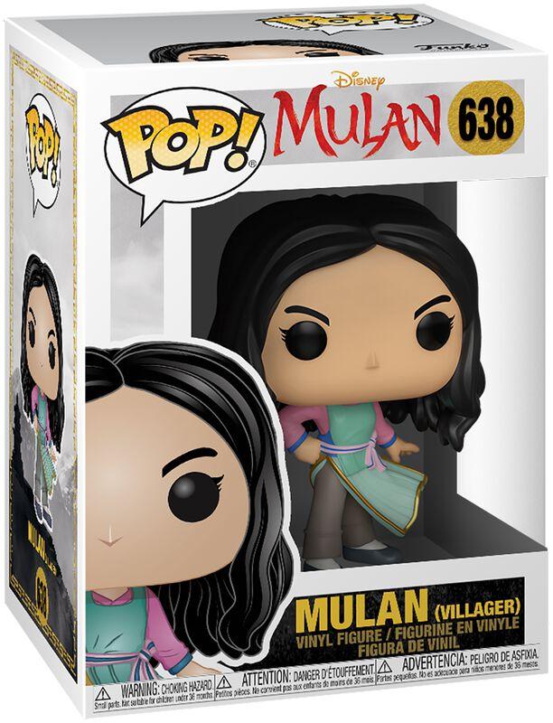 Live-Action - Mulan (Villager) Vinyl Figure 638 (figuuri)