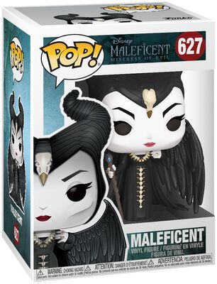 2 -  Maleficent Vinyl Figure 627 (figuuri)