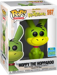 The Flintstones SDCC 2019 - Hoppy the Hopparoo (Funko Shop Europe) Vinyl Figure 597 (figuuri)