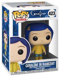 Coraline Coraline in Raincoat (Chase-mahdollisuus) Vinyl Figure (figuuri)423