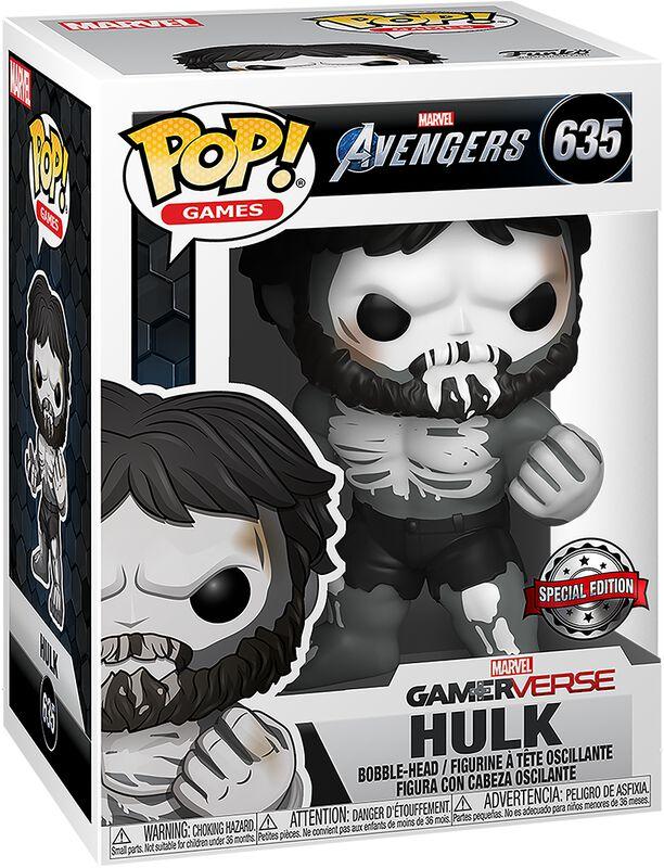 Hulk (Gamerverse) Vinyl Figure 635 (figuuri)