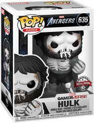 Avengers - Hulk (Gamerverse) Vinyl Figure 635 (figuuri)