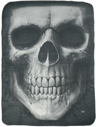 Solemn Skull - fleecehuopa