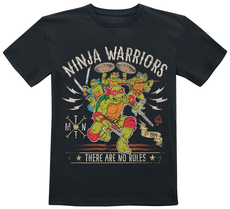 Ninja Warriors - There Are No Rules