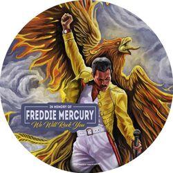 We will rock you / In memory of Freddie Mercury