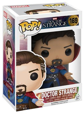 Doctor Strange Vinyl Bobble-Head 169