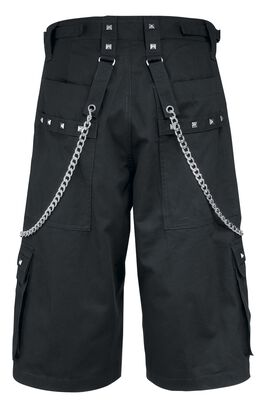 Chain Shorts reisitaskushortsit