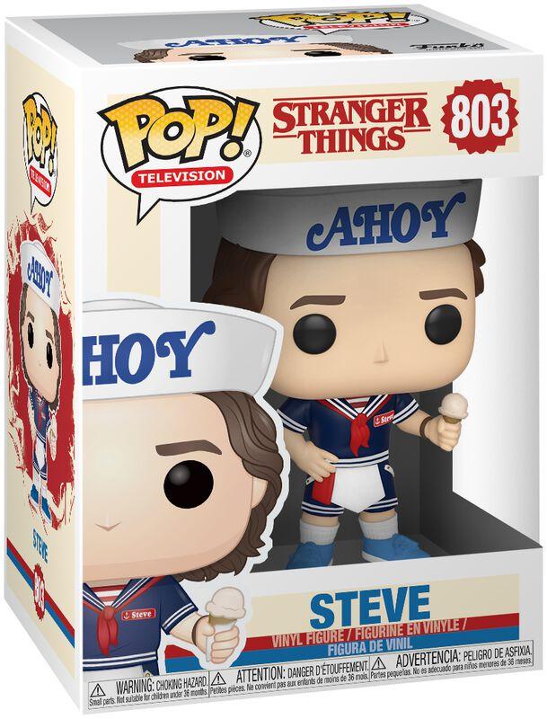 Season 3 - Steve Vinyl Figure 803 (figuuri)