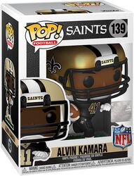 New Orleans Saints - Alvin Kamara Vinyl Figure 139 (figuuri)