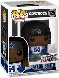 Dallas Cowboys - Jaylon Smith Vinyl Figure 125 (figuuri)
