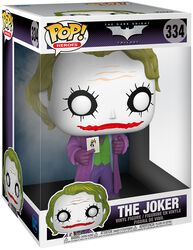 The Dark Knight - The Joker (Life Size) Vinyl Figure 334 (figuuri)