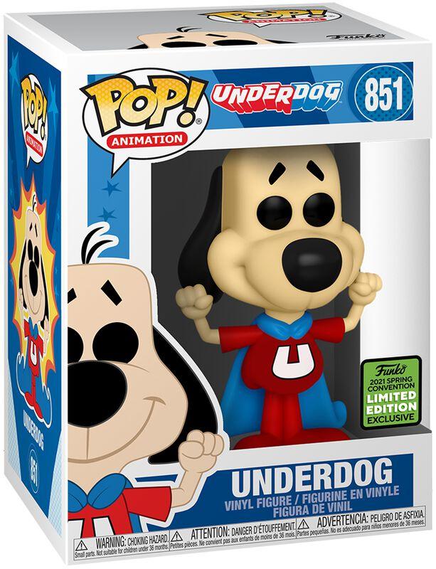ECCC 2021 - Underdog (Funko Shop Europe) Vinyl Figure 851 (figuuri)