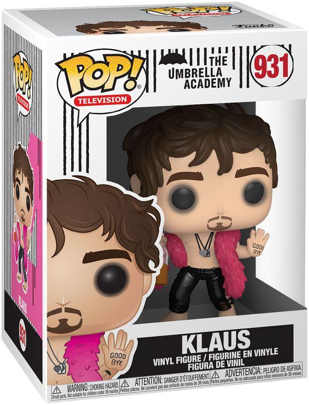 Klaus Vinyl Figure 931 (figuuri)