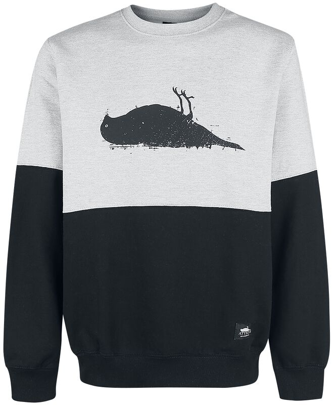 Bird Block Sweater