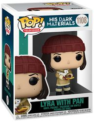 Lyra with Pan Vinyl Figure 1108 (figuuri)
