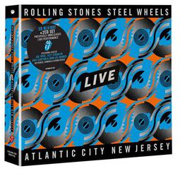 Steel wheels live (Atlantic City,1989)