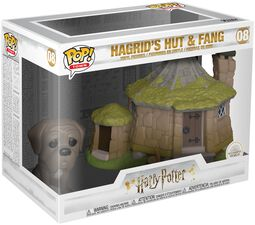 Hagrid's Hut with Fang (Pop! Town) Vinyl Figure 08 (figuuri)