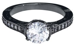 Crystal Clear Ring