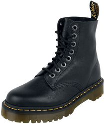 1460 Pascal Bex Black Pisa 8 Eye Boot maiharit