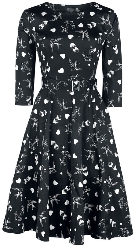 Mon Amour Swallow Swing Dress