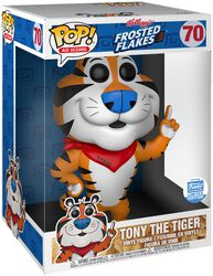 Kellogg's Frosted Flakes - Tony the Tiger (Funko Shop Europe) (Life Size) Vinyl Figure 70 (figuuri)