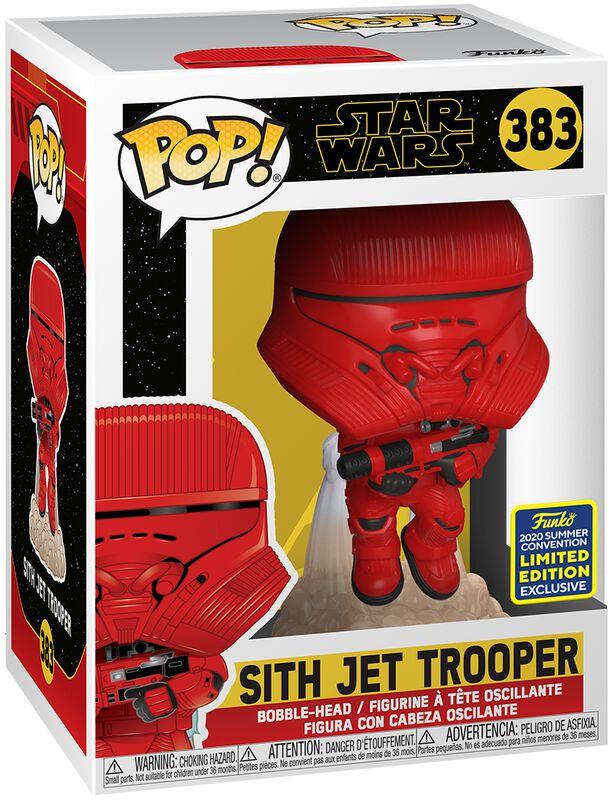 SDCC 2020 - Sith Jet Trooper Vinyl Figure 383 (figuuri)