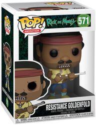 Resistance Goldenfold Vinyl Figure 571 (figuuri)