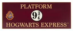 Hogwarts Express - pöytälamppu