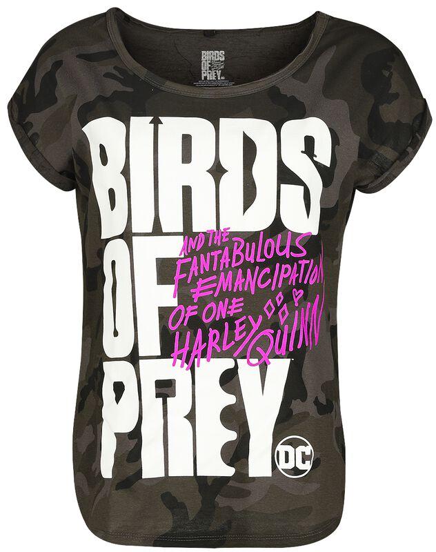 Birds Of Prey Logo